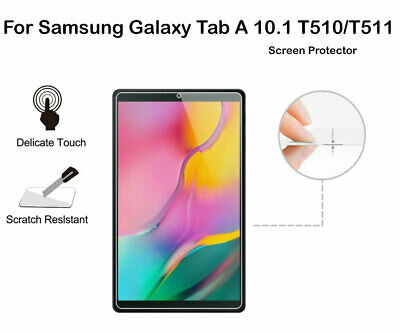 AU3.20 • Buy Samsung Galaxy Tab A 10.1  PET Screen Protector/Tempered Glass Screen Protector