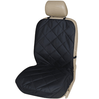 £9.90 • Buy Premium Quilted Single Front Seat Cover Seat Protectors