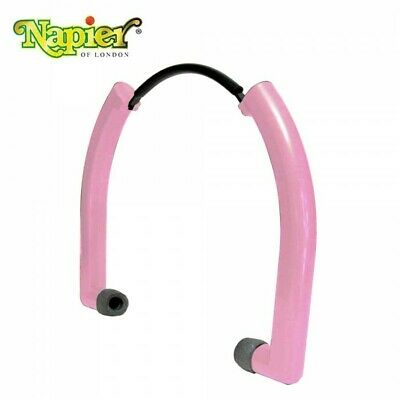 Napier Pro 9 Ear Defenders Hearing Protection Shooting UK Model P9 Comfort Pink • 29.95£