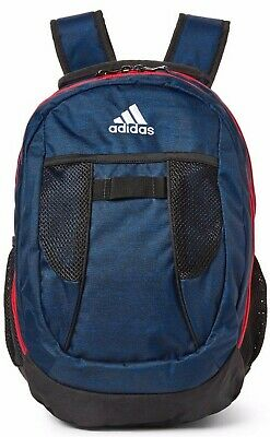 $39.99 • Buy ADIDAS DELUXE BLUE Black Atkins MEDIUM Backpack LARGE CAPACITY LAPTOP SCHOOL BAG