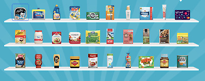 AU9 • Buy Coles Little Shop 2 Case And Mini Collectible Toys NEW Choose What You Need