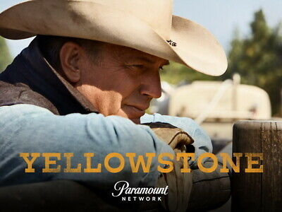 AU6.99 • Buy 001 Yellowstone - Season 1 2 Kevin Costner USA TV Show 18 X14  Poster