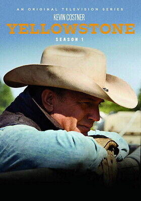 AU9.99 • Buy 003 Yellowstone - Season 1 2 Kevin Costner USA TV Show 24 X34  Poster