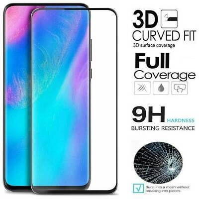 AU3.05 • Buy For Xiaomi Mi 9T 9T Pro 3D Curved Full Cover Tempered Glass Screen Protector New
