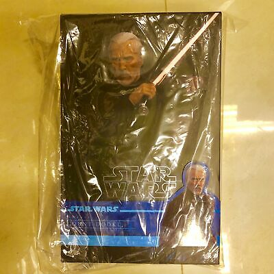 $ CDN357.05 • Buy Hot Toys MMS496 Count Dooku 1/6 Star Wars Episode II Attack Of The Clones READY