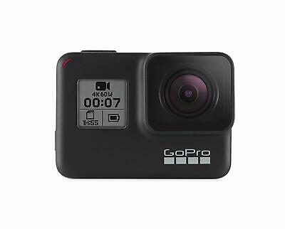 AU552.08 • Buy GoPro HERO7 Black Waterproof Digital Action Camera 4K 12MP Live Streaming