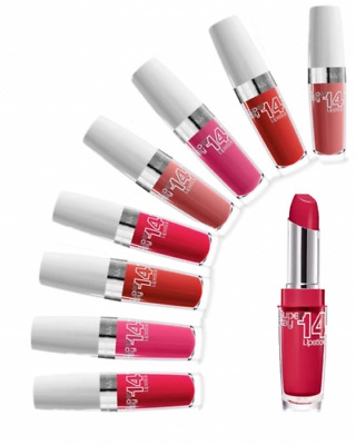 £2.95 • Buy Maybelline Super Stay 14 Hour Lipstick - Assorted Shades