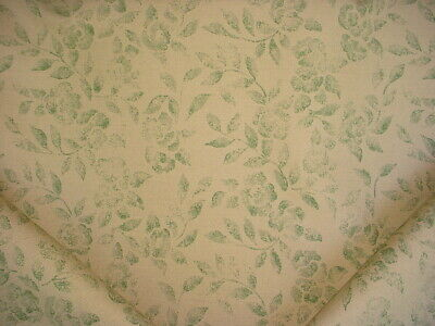 £362.26 • Buy 10Y Lee Jofa Mulberry House FD179 Coffee Sack Green Floral Upholstery Fabric