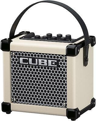 AU264.39 • Buy Roland Guitar Amplifier MICRO CUBE GXW White New In Box