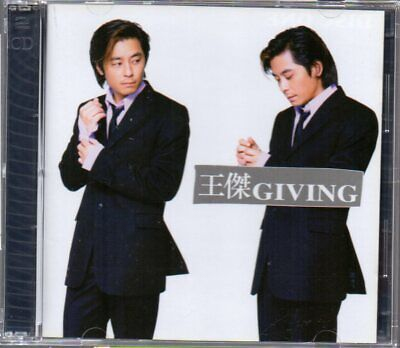 $ CDN60.35 • Buy Dave Wang Jie / 王傑 - GIVING (Out Of Print) (Graded:EX/EX) POCD2236
