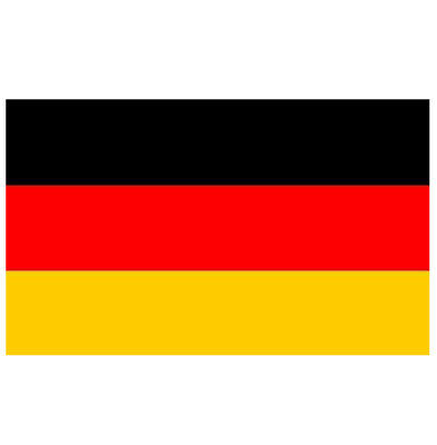 £3.10 • Buy 5ft X 3ft Germany National Flag German Sports Supporter EuroVision Party