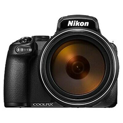 AU1068.85 • Buy Nikon Coolpix P1000 Digital Camera (REFURB) [NIKON WARR]