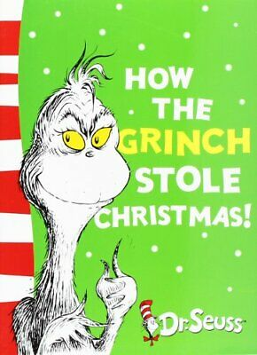 £2.13 • Buy How The Grinch Stole Christmas!: Yellow Back Book (Dr Seuss - Yellow Back Book)