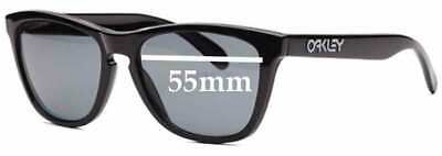 $44.99 • Buy SFx Replacement Sunglass Lenses Fits Oakley Rare Collectors Frogskins - 55mm Wid