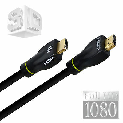 $ CDN11.89 • Buy HDMI 2.0 Cable 25ft Ultra-HD High Speed 4K 3D HDTV 18Gbs With Audio & Ethernet