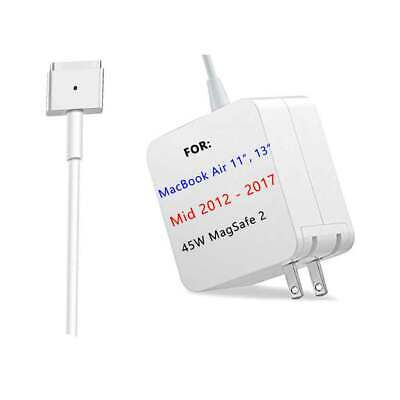 $15.63 • Buy AC Power Adapter For Apple MacBook Air Charger 11  Pro 13  15  17  45W 60W 85W