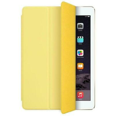 Genuine Apple Smart Cover For IPad Air 1, Air 2, 5th & 6th Gen 9.7  IPad Yellow • 14.95£