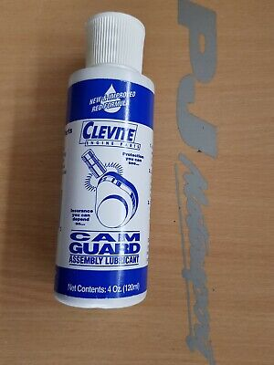 £12.99 • Buy CLEVITE CAM GUARD/ CAM LUBE COSWORTH YB 120ml