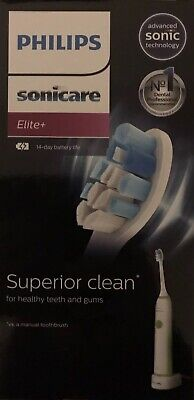 AU29.95 • Buy Philips Sonicare Elite+ Superior Clean Electric Toothbrush RRP $60 Sale!