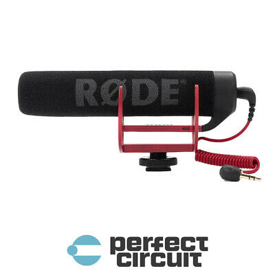 Rode VideoMic GO On-Camera Microphone PRO AUDIO - NEW - PERFECT CIRCUIT • 70.84£