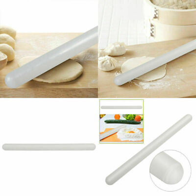 Perfect 20 50CM Large Decorating Non Stick Fondant Craft ABS Plastic Rolling Pin • 5.99£