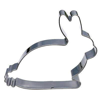 £4.95 • Buy Rabbit Cookie Cutter- Stainless Steel