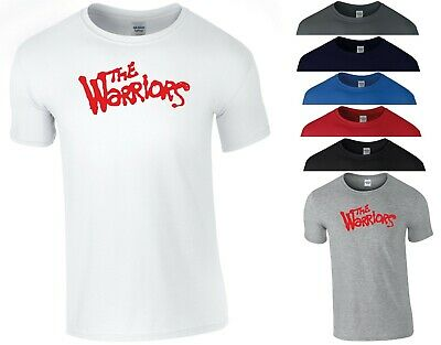 £8.99 • Buy The Warriors T Shirt Brooklyn 80's Cult Classic Movie Fans Birthday Gift Men Top