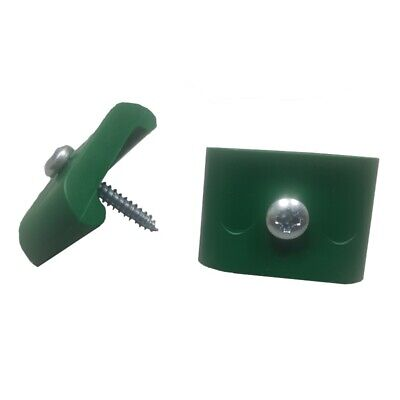 Clips For Fastening Fencing,Chicken Wire, Weld Mesh To Posts,Walls,Fence  • 12.95£