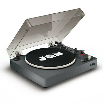 AU178 • Buy Jam Spun Out Wireless Bluetooth Turntable Vinyl Record Player 33/45/78 RPM Black