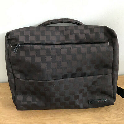 Brown Colour Briefcase/laptop Bag And Backpack • 30£