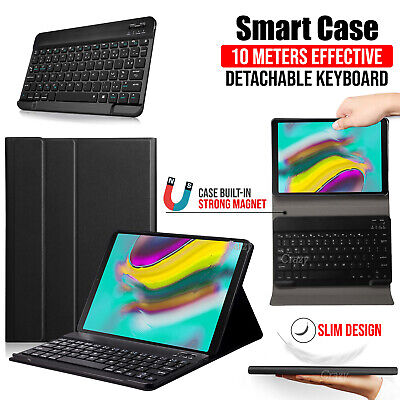 AU41.99 • Buy For Samsung Galaxy Tab S5E SM-T720 Wireless Bluetooth Keyboard Stand Case Cover