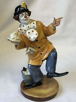 Royal Doulton Figurine   The Clown   HN 2890 • 129.95£