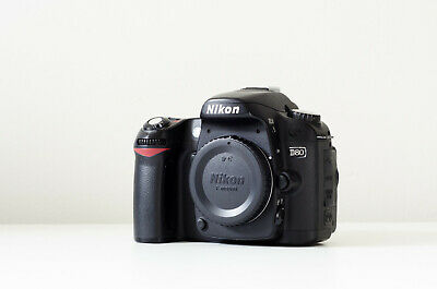 Nikon D80 Infrared Converted 720nm IR Camera Body • 199£