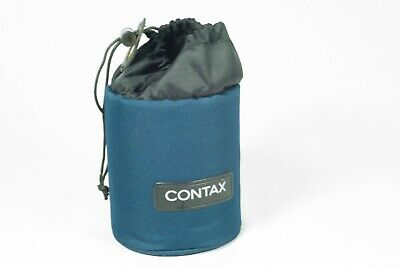 $ CDN41.78 • Buy Excellent++Genuine Contax 645 Lens Pouch MCL-2 For 45mm 55mm 140mm
