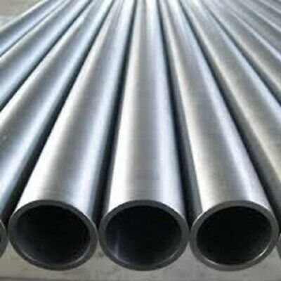 £12.30 • Buy MILD STEEL SEAMLESS ROUND TUBE PIPE CDS 7.94mm To 50.8mm O/D 0.1 To 0.5 Meter