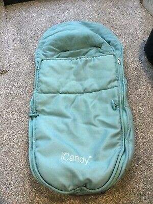 Icandy Pear Cosy Toes Foot Muff, Excellent Condition With Original Packaging. • 20£