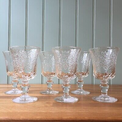 La Rochere Wine Glass Amboise X 6  26cl Country Gift • 48.99£