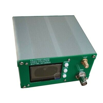$ CDN148.49 • Buy FA-2 1Hz-6GHz Frequency Counter Kit Frequency Meter Statistical 11 Bits/second