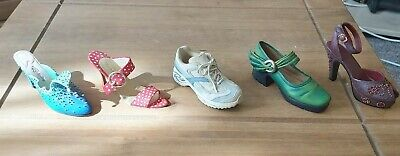 Set Of 5 Shoes - JUST THE RIGHT SHOE By  RAINE  • 30£