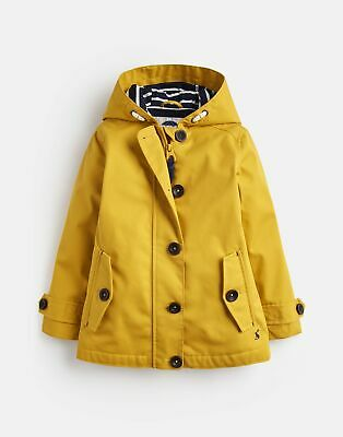 View Details Joules 207094 Waterproof Coat In ANTIQUE GOLD • 24.00£