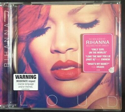 AU9.99 • Buy Rihanna Loud Cd Very Good Condition
