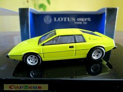 $ CDN49.29 • Buy 1:43 AUTOart, Lotus Esprit Type 79, Yellow, 55311
