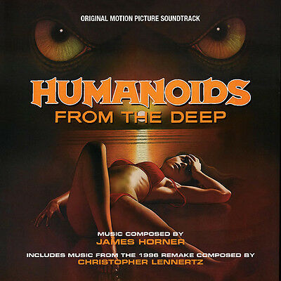 £19.95 • Buy Humanoids From The Deep - Complete Score - Limited 1000 - James Horner