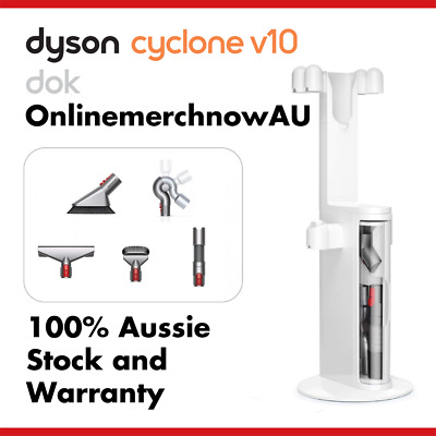 AU549 • Buy BRAND NEW Dyson Cyclone V10 Dok™ AU STOCK With 5 OFFICIAL ACCESSORIES