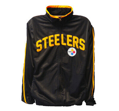 new product 29183 1d2ad steelers jacket xl