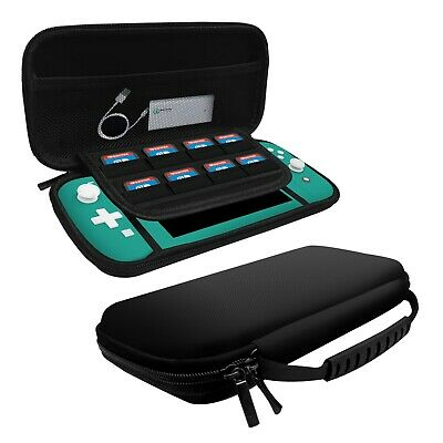Nintendo Switch Lite (2019) AmCase Protective Hard Shell Travel Carrying Case • 13.99$
