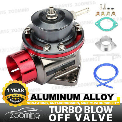 $42.42 • Buy NEW Red Universal Car Turbo Blow Off Valve Aluminum FV Pressure Relief Valve