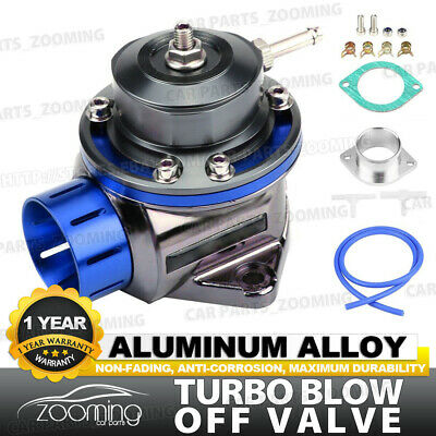 $42.42 • Buy NEW Blue Universal Car Turbo Blow Off Valve Aluminum FV Pressure Relief Valve