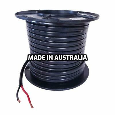AU79.70 • Buy 6mm Twin Core Cable 30m