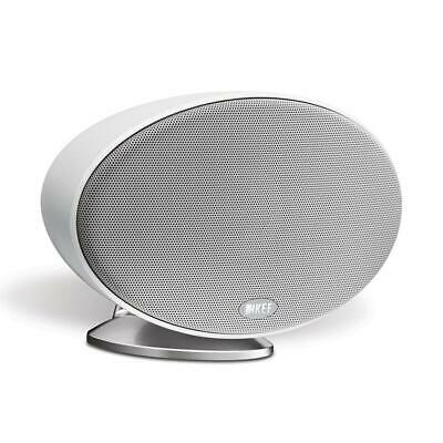 KEF E301c Centre Speaker Satellite Cinema Wall Table From E305 E301 - WHITE • 99£